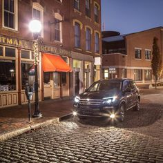 Whatever your evening plans are go there in style and comfort in the #HondaPilot.