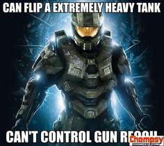 flip tank recoil