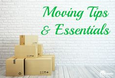 Moving Tips and Esse