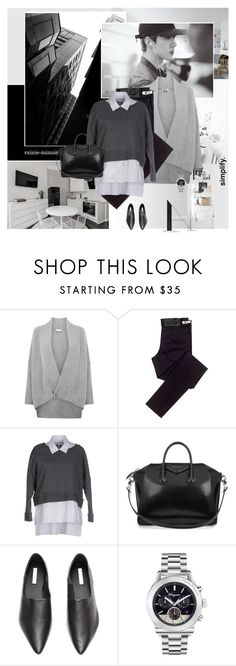 """""""Life as an Architect"""" by rainie-minnie ❤ liked on Polyvore featuring Warehouse, Cheap Monday, 10 Crosby Derek Lam, Givenchy and Salvatore Ferragamo"""