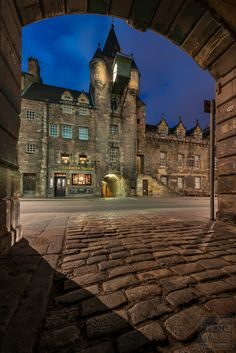 Canongate Tolbooth Tavern, Edinburgh