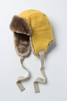 Vicki Colorblock Trapper -- oh the color! Hats For Women, Clothes For Women, Trapper Hats, Cute Hats, Mellow Yellow, Mustard Yellow, Color Blocking, Kids Outfits, Kids Fashion