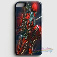 Ant Man Marvel iPhone 6 Plus/6S Plus Case | casefantasy