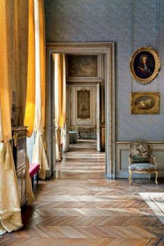 Musee Jacquemart-Andre, Paris: public museum created from the home of Edouard Andre and Nelie Jacquemart and bequeathed to the Institut de France in 1913. #enfilade #infilata #interiordesign - More wonders at www.francescocatalano.it