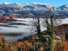 Ζαγοροχωρια ~ #Zagorohoria, #Ioannina TBoH Greece