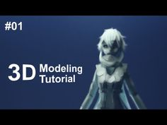 This video is the 27th part of 40 in this very detailed tutorial series about modeling. I'll take you through all the steps of anime style character creation...