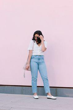 The Most Comfortable White Loafers  // The Most Comfortable Shoes // White Shoes outfit ideas