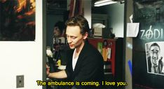 (GIF) let's be honest - this is what would happen if I met Tom. Those would be my parting words to him HAHAH