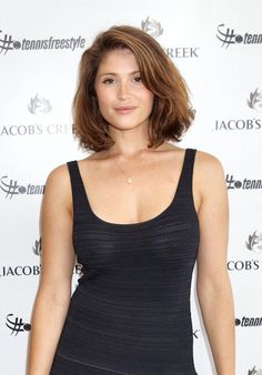 Gemma Arterton Hot Sexy See-Through Boobs Cleavage SideBoob