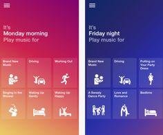 MariMoon - Songza: App que toca música de acordo com seu humor