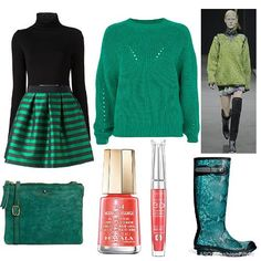Trends: green | Women's Outfit | ASOS Fashion Finder