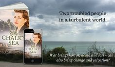 A new novel set in a small English seaside town in WW2 by Clare Flynn