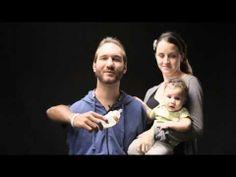 ▶ Lend a Hand - Nick Vujicic - YouTube  love to follow nick such an inspiration