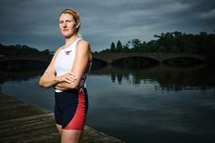 Elle Logan rowed in Beijing and London and won gold both times. This summer in Rio, she tries to make it three for three. So why haven't you heard of Maine's baddest Olympian?