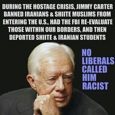 Fact! Liberal Democrat Hypocrisy!
