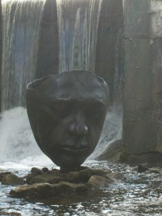 Head in Water by Marlene Hilton Moore