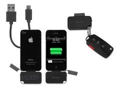 inCharge Boost Micro Caricabatterie portatile per iPhone/iPod | electromania.co - vendite flash hi-tech prezzo 30.90€