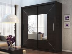 modern sliding wardrobe designs for bedroom - Google Search
