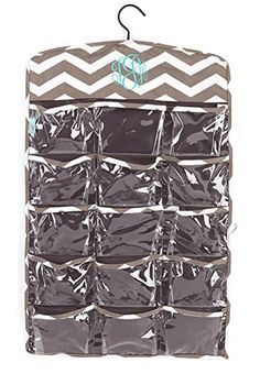 Travel Hanging Organizer Taupe Chevron * Want to know more, click on the image. Note:It is Affiliate Link to Amazon.