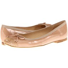Stuart Weitzman - Dotsme (Adobe Aniline) - Footwear -  Stuart Weitzman  Dotsme (Adobe Aniline)  Footwear 6pm.com is proud to offer the Stuart Weitzman  Dotsme (Adobe Aniline)  Footwear: Watch heads turn with each step you take in these dazzling Stuart Weitzman flats. ; Patent leather upper. ; Slip-on construction. ;...