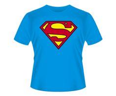 Superman - HQ´s Logo Tee Tshirt Camiseta Camisa 42e889457b0