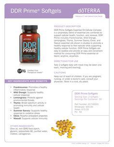 DDR Prime Soft gels
