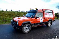 #Matra #Rancho au Rallye des Givrés, reportage complet : http://newsdanciennes.com/2016/02/15/grand-format-le-rallye-des-givres/ #Voiture #Ancienne #ClassicCar