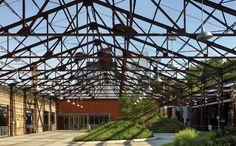 Koerner Gardens -- Evergreen Brickworks / Holcim Gallery & Koerner Gardens / Dinner Seats 700