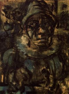 Georges Rouault, Clown Paintings, 1907-1930