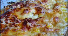 Hozzávalók: 500g csirkemell filé 250g natúr joghurt 100g Tolle light trappista sajt Kukorica (fagyasztottat használtam) Fűszerek ízlés... Hawaiian Pizza, Chicken, Food, Yogurt, Essen, Meals, Yemek, Eten, Cubs