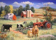 Linda Picken Art Studio / Country Scene.jpg