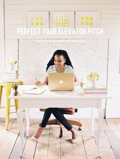 Perfecting Your Elevator Pitch and how to make a great first impression