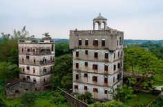 China Kaiping by The Photographer Berlin, via Flickr