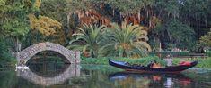 NOLA Gondola Ride In New Orleans' City Park: An Amazing Boat Ride