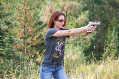 1.  Treat every gun as if it's loaded. 2.  Do not aim at anything you do not intend to destroy. 3.  Keep your finger off the trigger until you've found your target and are ready to shoot. 4.  Know what lies behind you and beyond your target   ___________________________________ #offhandgear #womenwhoshoot #girlswhoshoot #girlswithguns #girlsandguns #gungirl #glockgirl #glocklove #womensupportwomen #pewpew #murica #2a #2ammendment #donttreadonme #righttobeararms #glock17 #glock…