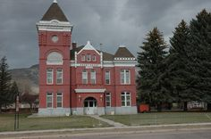Piute County Courthouse Junction, UT