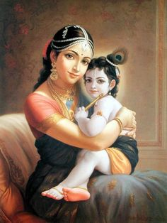 Indian paintings have a very long tradition and history in Indian art. There are more than 20 types of painting styles available in india. Hare Krishna, Krishna Lila, Little Krishna, Krishna Statue, Radha Krishna Love, Krishna Flute, Radha Rani, Radha Krishna Pictures, Lord Krishna Images