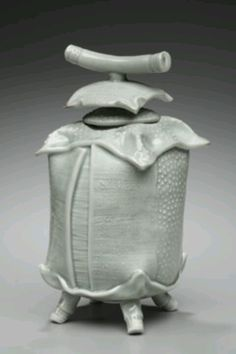 Tea Jar, Marion Angelica