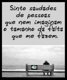 I feell The Words, Cool Words, I Feel Alone, Feeling Alone, Today Quotes, Me Quotes, Portuguese Quotes, Sad Love Quotes, Keep Calm And Love