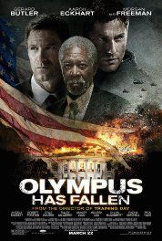 Olympus Has Fallen (2013) cannot wait to see the sequel, London Has Fallen. Love Gerard Butler and Morgan Freeman.