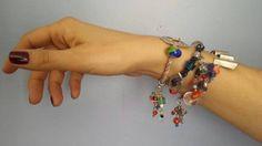 çıngır çıngır bileklik-siibeletakı Charmed, Bracelets, Jewelry, Fashion, Moda, Jewlery, Jewerly, Fashion Styles, Schmuck