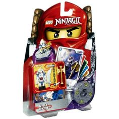Lego Ninjago 2173 Nuckal >>> Learn more by visiting the image link. (This is an affiliate link) #BuildingToys