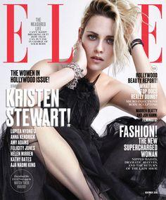 Elle - Novembro 2016 (Kristen Stewart)