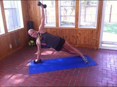 5 moves to target your CORE & UPPER body. 4 rounds. #livewellnow