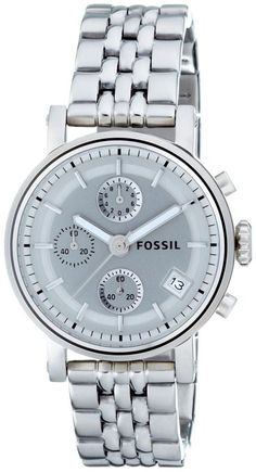 FOSSIL Damenarmbanduhr Ladies Dress ES2198: Fossil: Amazon.de: Uhren