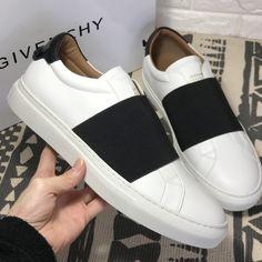 908ba451f Givenchy unisex woman man sneakers black white