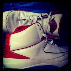 #air #jordan #II