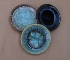Dock 6 Pottery Wasabi Dishes in Blue
