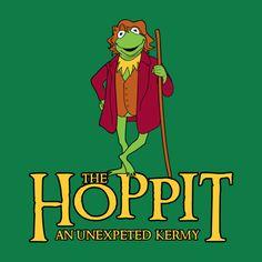 'The+Hoppit+v2' design on TeePublic! http://bit.ly/1tP34u7