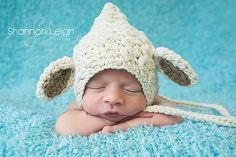 @Candice KohlLamb Knit Hat Baby Halloween Costume Costumes baby by UniqueKidz, $25.00